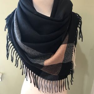 New!🎁Winter Oversized Blanket Scarf & Wraps